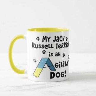 Jack Russell Terrier Agility Dog Mug