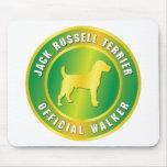 Jack Russell Terrier Alfombrilla De Ratones
