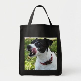 JACK RUSSELL TERRIER CANVAS BAGS