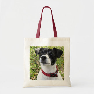 JACK RUSSELL TERRIER CANVAS BAG