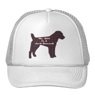 Jack Russell Terrier BFF Hat