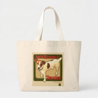 Jack Russell Terrier Bolsa De Mano
