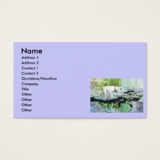 Jack Russell Terrier Business Cards
