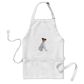 Jack Russell Terrier (C) Adult Apron