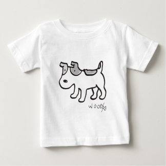 Jack Russell Terrier Chiro Baby T-Shirt