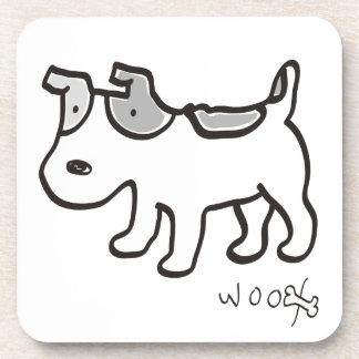 Jack Russell Terrier Chiro Posavasos