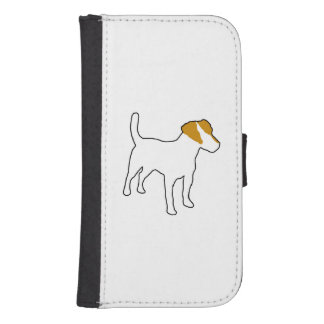 jack russell terrier color silo.png galaxy s4 wallet case