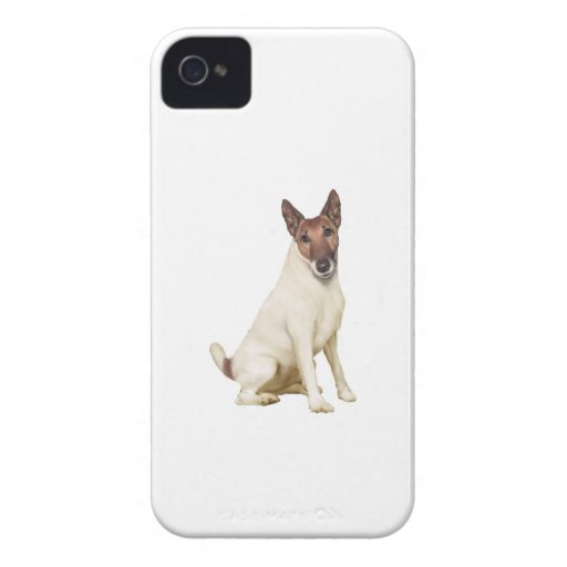 Jack Russell Terrier (d) Case-Mate iPhone 4 Protector