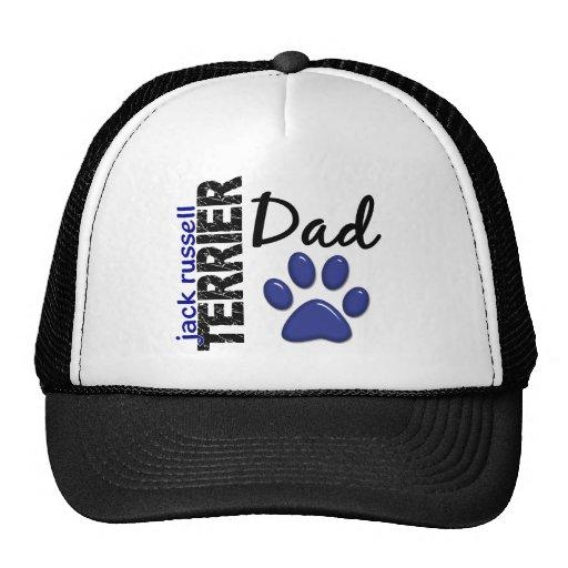 Jack Russell Terrier Dad 2 Trucker Hat