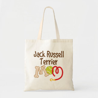 Jack Russell Terrier Dog Breed Mom Gift Tote Bag