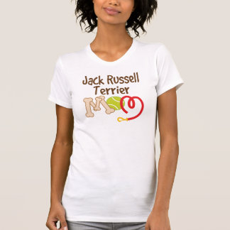 Jack Russell Terrier Dog Breed Mom Gift Tee Shirt