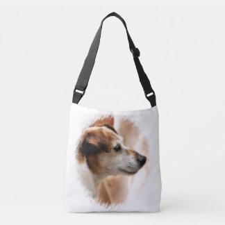 JACK RUSSELL TERRIER DOG CROSSBODY BAG