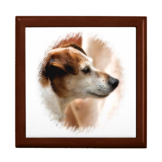 JACK RUSSELL TERRIER DOG GIFT BOXES