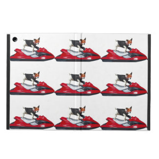 Jack Russell Terrier dog iPad Air Cover