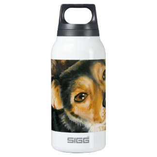 Jack Russell Terrier Dog Pets Animals Insulated Water Bottle