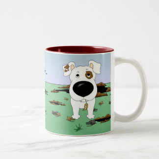 Jack Russell Terrier (enchufes) que cazo… Taza