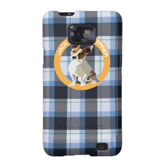Jack Russell Terrier Samsung Galaxy S2 Carcasas