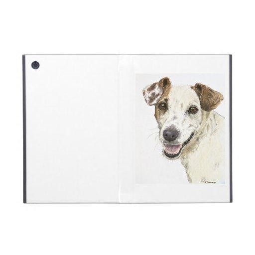 Jack Russell Terrier iPad Mini Coberturas