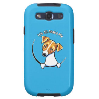 Jack Russell Terrier IAAM Off-Leash Art™ Galaxy S3 Cases