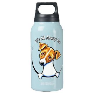 Jack Russell Terrier IAAM Off-Leash Art™ Insulated Water Bottle