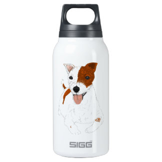 Jack Russell Terrier Insulated Water Bottle
