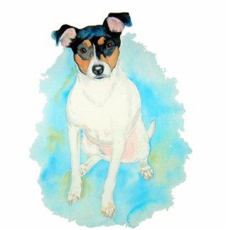 Jack Russell Terrier Jake Sculpture