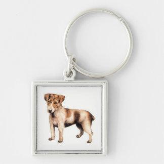 Jack Russell Terrier Llaveros Personalizados