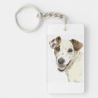 Jack Russell Terrier Llavero