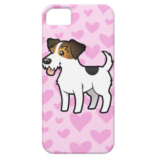 Jack Russell Terrier Love iPhone SE/5/5s Case