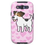 Jack Russell Terrier Love Samsung Galaxy SIII Case