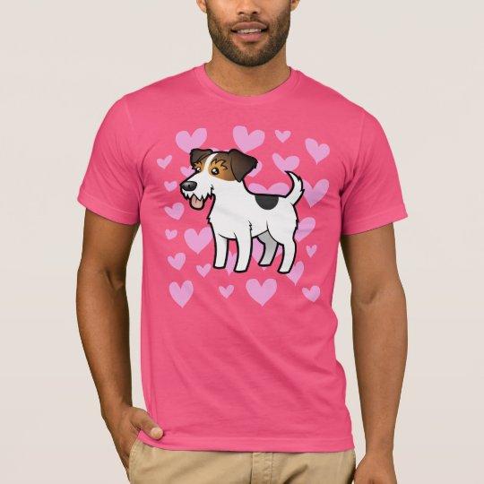 Jack Russell Terrier Love T-Shirt