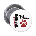 Jack Russell Terrier Mom 2 Pin