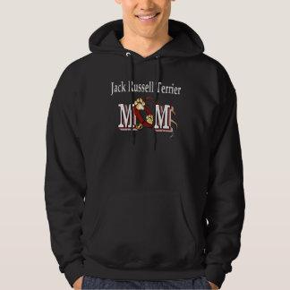 Jack Russell Terrier MOM Gifts Hoodie