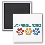JACK RUSSELL TERRIER Mom Paw Print 1 Magnets