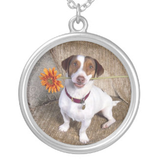 Jack Russell Terrier Necklace
