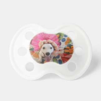 Jack Russell Terrier Baby Pacifier