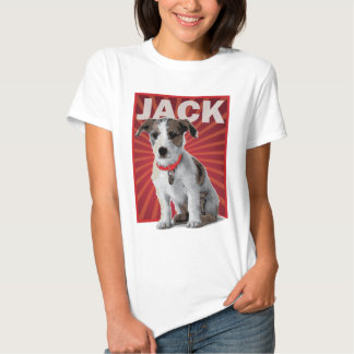 Jack Russell Terrier Pet Owner T Shirts