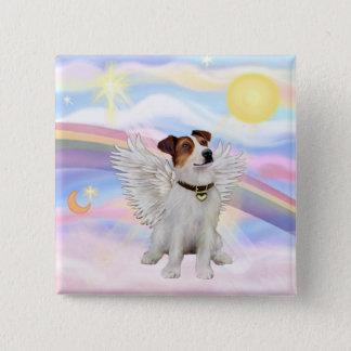 Jack Russell Terrier Pinback Button
