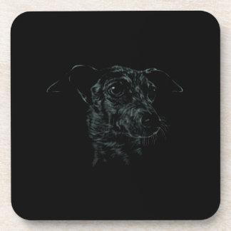 Jack Russell Terrier Posavasos De Bebida