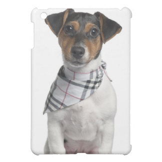 Jack Russell Terrier puppy (4 months old) iPad Mini Covers