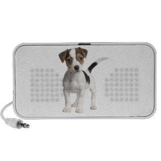 Jack Russell Terrier Puppy Mini Speakers