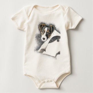 Jack Russell Terrier Puppy Baby Creeper