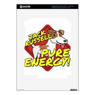 Jack Russell Terrier - Pure Energy iPad 3 Skins