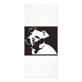 Jack Russell Terrier Full Color Rack Card