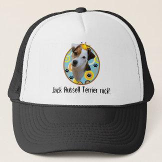 Jack Russell Terrier rock! Hat