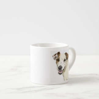 Jack Russell Terrier Espresso Mugs