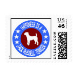 Jack Russell Terrier Stamps