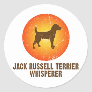 Jack Russell Terrier Stickers