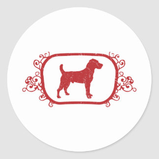 Jack Russell Terrier Sticker
