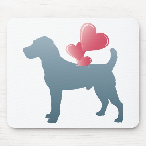 Jack Russell Terrier Tapetes De Ratones